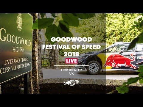 Goodwood Festival of Speed 2018 LIVE - UC0mJA1lqKjB4Qaaa2PNf0zg