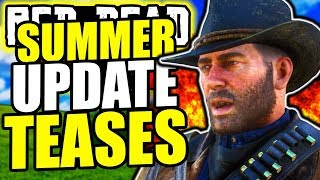 RDR2 Summer Update: When To Expect More Information (Red Dead Online)