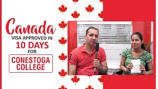 Canada Student Visa Approved In 10 Days