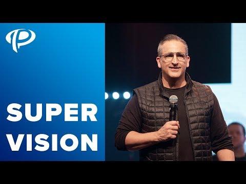 Super Vision // Pastor Michael Turner