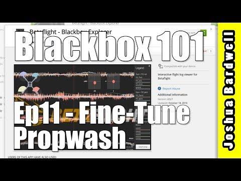 BLACKBOX 101 | Ep11 - Fine-tuning Propwash Oscillation - UCX3eufnI7A2I7IkKHZn8KSQ