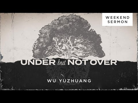 Wu Yuzhuang: Under But Not Over
