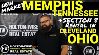 Intro to Discount Property Warehouse & Memphis Real Estate Investing + Section 8 in OH; 3636 Dawning