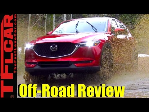 2017 Mazda CX-5 takes on the Gold Mine Hill Off-Road Review - UC6S0jAvcapqJ48ZzLfva12g