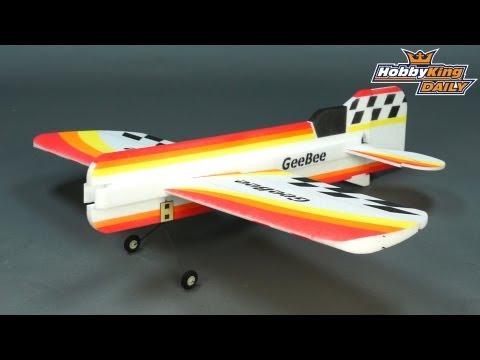 HobbyKing Daily - GEE BEE EPP Profile 3D Aerobatic Airplane 1000mm (Kit) - UCkNMDHVq-_6aJEh2uRBbRmw