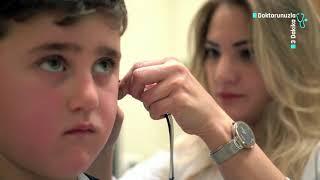 Doç. Dr. Ziya Saltürk Kulak Enfeksiyonları ve Kulak Tüpü NTV