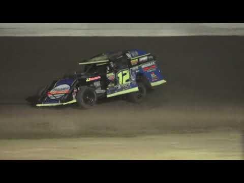 B-Mod Saturday Night Special at Mid Michigan Raceway Park, Michigan on 10-01-2021!! - dirt track racing video image