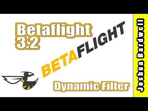 Betaflight 3.2 Dynamic Filter | HOW TO TUNE - UCX3eufnI7A2I7IkKHZn8KSQ