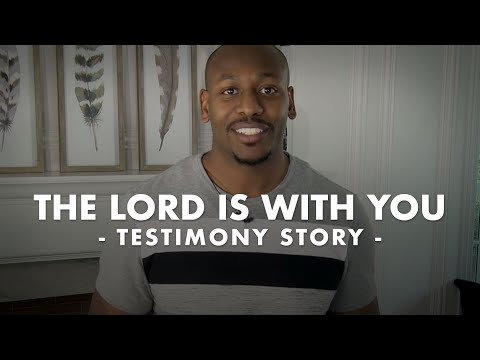 The Lord is With You in the Valley - Testimony Story