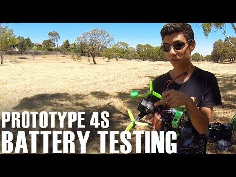 High C 4S Sample Lipo Battery FPV Flight Test - UCOT48Yf56XBpT5WitpnFVrQ
