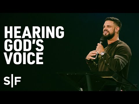 Hearing God's Voice  Steven Furtick