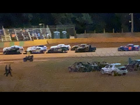 9/19/2020 Renegade 8 Harris Speedway - dirt track racing video image