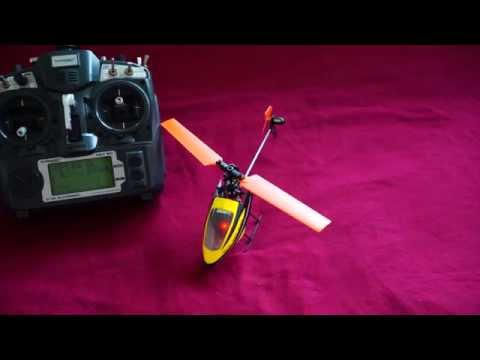 Blue-Fly HP100BL Brushless Micro Helicopter BNF - Unboxing & Quick Intro - UCWgbhB7NaamgkTRSqmN3cnw