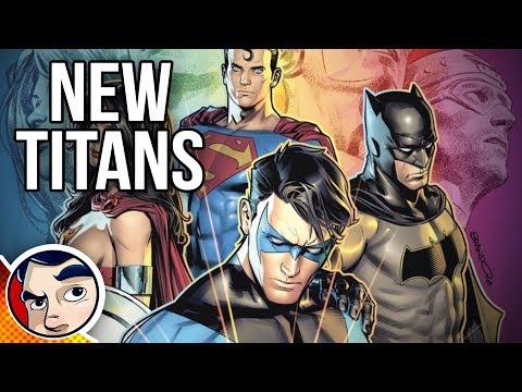 "Titans New Team ""World On Fire"" - Complete Story | Comicstorian - UCmA-0j6DRVQWo4skl8Otkiw"