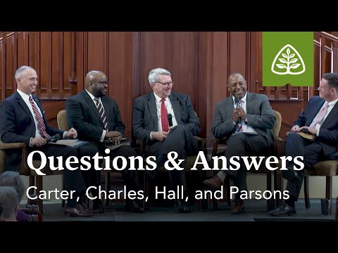 Questions & Answers with Carter, Charles, Hall, and Parsons