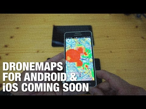 DroneMaps FAA Sectional Charts and UAS Facility Maps for Android and iOS Coming Soon - UC_LDtFt-RADAdI8zIW_ecbg