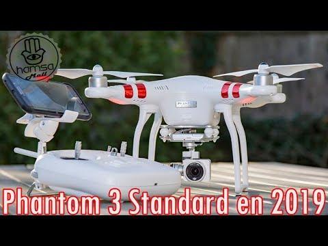 Todavía sirve? Drone Phantom 3 Standard en 2019