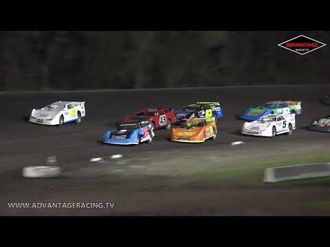 It was opening night at the Shelby County Speedway and there was plenty of side by side racing action.  You can see this event and MORE at www.advantageracing.tv - dirt track racing video image