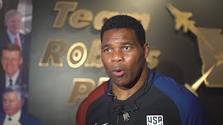 UGA legend Herschel Walker talks mental health, stigma