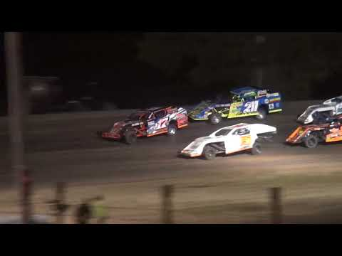 I 35 USRA nationals Friday Hobby Stocks Champions Races Mains - dirt track racing video image