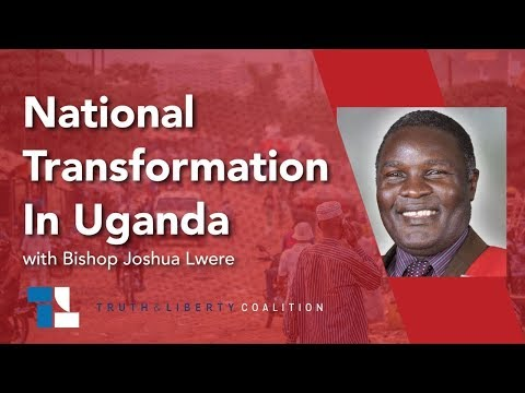 Bishop Joshua Lwere on Truth & Liberty Livecast - March 11, 2019