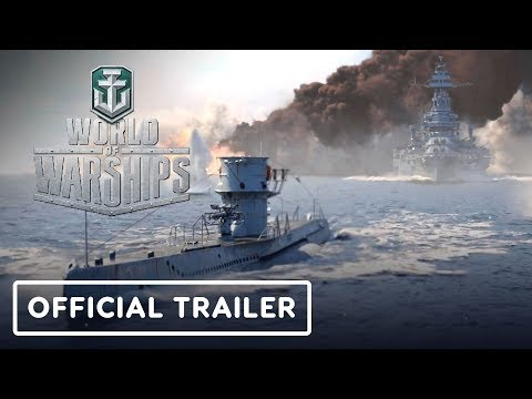 World of Warships - Official Submarines Cinematic Trailer - UCKy1dAqELo0zrOtPkf0eTMw