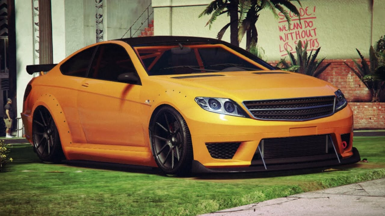 Gta 5 Online Best Cars To Customize In Gta 5 Online Rare Secret