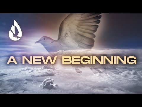 Holy Spirit: Dove of New Beginnings