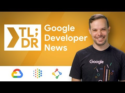Google Cloud Data Catalog, YouTube-8M Segments, & Deep Learning Containers - UC_x5XG1OV2P6uZZ5FSM9Ttw