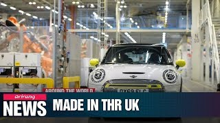 BMW to build its first fully-electric Mini at UK plant, despite Brexit concerns