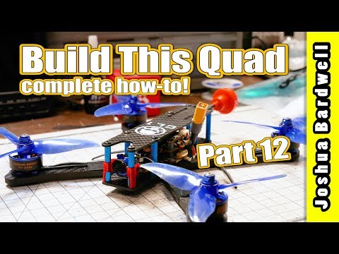 Learn To Build a Racing Drone - Part 12 - Set Up Arming Mode - UCX3eufnI7A2I7IkKHZn8KSQ