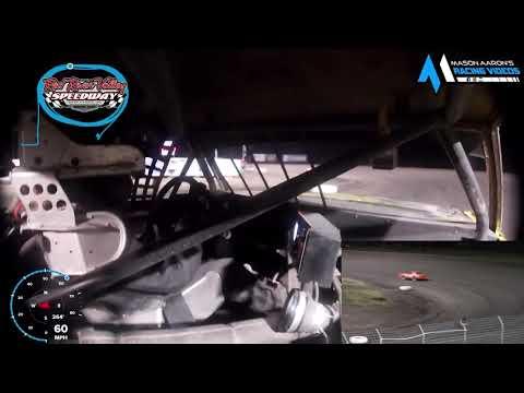 #9 Skyla Miller IMCA Hobby Stock On-Board @ RRVS (8/18/21) - dirt track racing video image