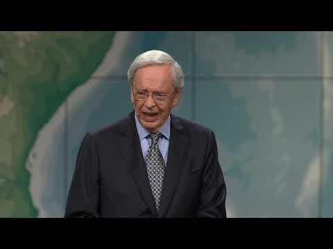 The Prayer Life of Jesus  Dr. Charles Stanley