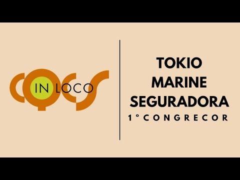 Imagem post: Tokio Marine Seguradora no 1º CONGRECOR