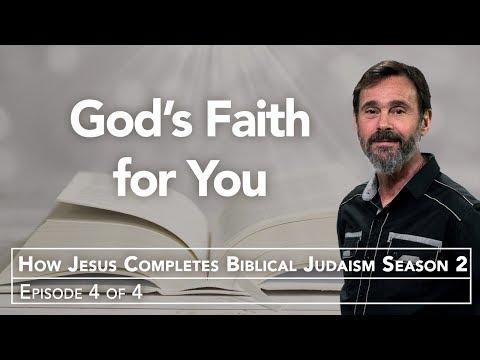God, the Author of Your Faith