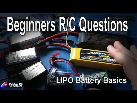 Common Beginners RC Questions - LIPO Basics and Charging Tips - UCp1vASX-fg959vRc1xowqpw