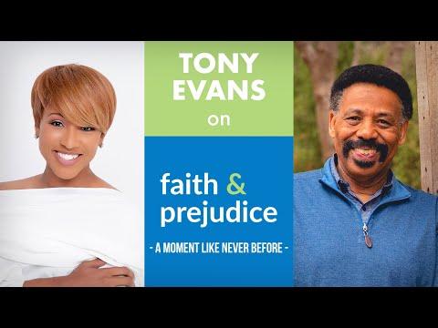Race and the Church - Tony Evans on Faith & Prejudice