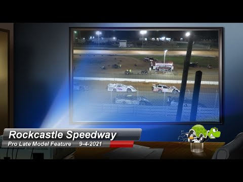Rockcastle Speedway - Pro Late Model Feature - 9/4/2021 - dirt track racing video image