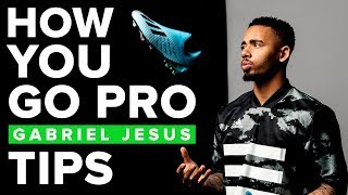 FOOTBALL TIPS FROM GABRIEL JESUS   Interview