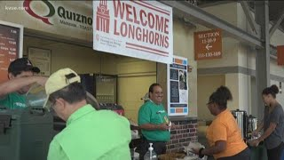 Longhorn Tradition: Mooov-In day for UT students | KVUE