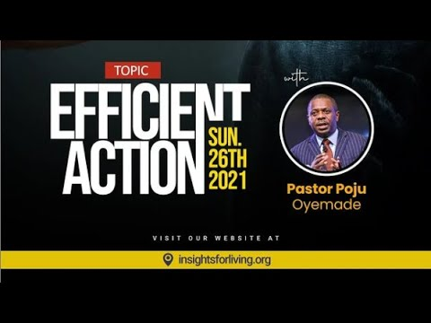 Efficient Action  3rd Service  26092021