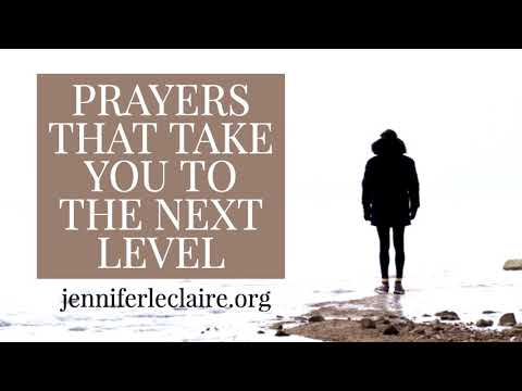 Prayers That Take You to the Next Level