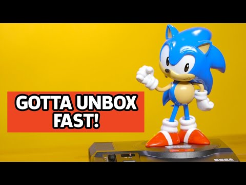 Sonic Mania: Collector's Edition Unboxing - UCbu2SsF-Or3Rsn3NxqODImw