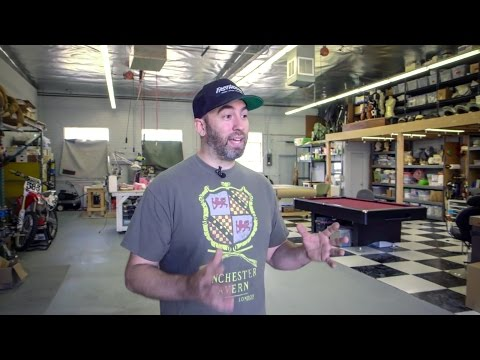Maker Spaces: Inside Frank Ippolito's New Workshop! - UCiDJtJKMICpb9B1qf7qjEOA