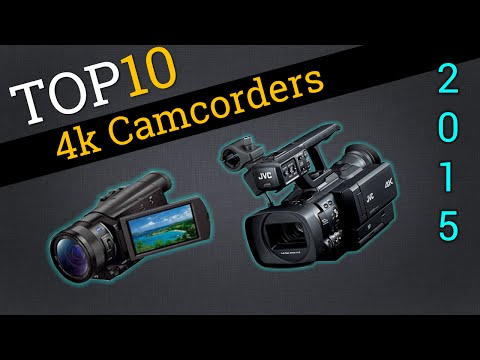 Top Ten 4k Camcorders 2015 | Best 4k Video Camera Review - UCXAHpX2xDhmjqtA-ANgsGmw