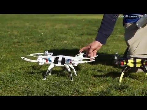 Syma X8C Beginner Drone Quadcopter Crash Test - UCJZL9VSp8g5rRQXeumrEOEg