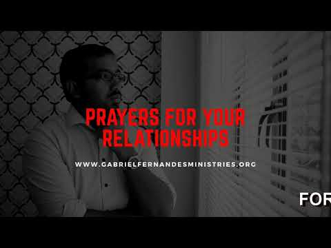 GOD WILL PROTECT YOUR RELATIONSHIPS, Daily Promise and Powerful Prayer