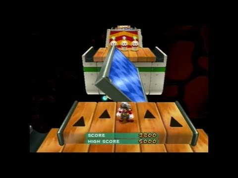 Super Mario Galaxy 2 Wii - Melty Monster Galaxy - The Chimp's Bowling Challenge - ignentertainment