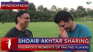 Shoaib Akhtar | Hilarious Moments | Special Message | Peace |