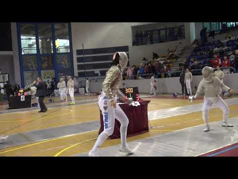 Cairo Sabre Grand Prix Women's qualification round up
